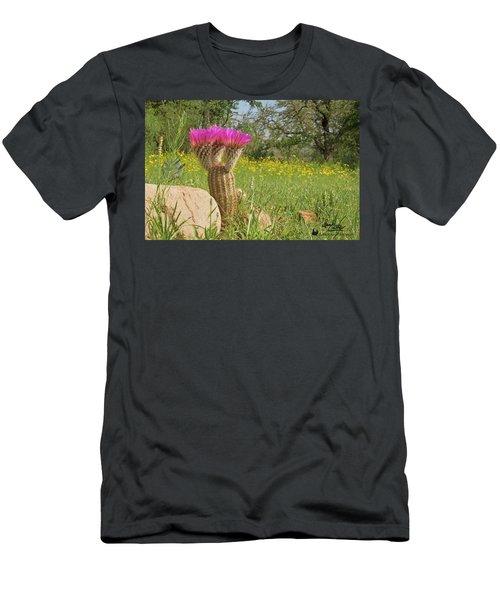 Texas Lace Men's T-Shirt (Athletic Fit)