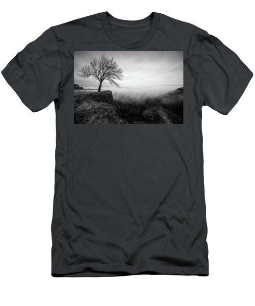 Thacher Scenic Overlook Men's T-Shirt (Athletic Fit)