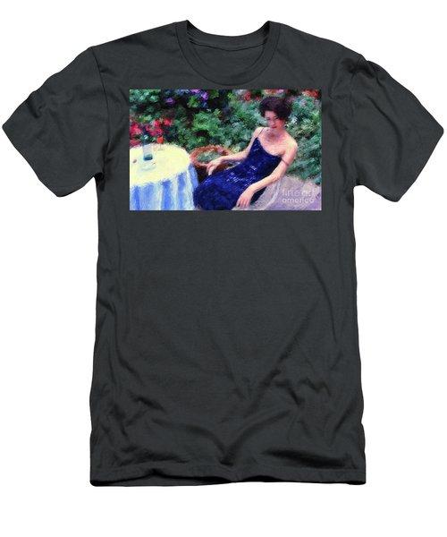 The Blue Dress Men's T-Shirt (Athletic Fit)
