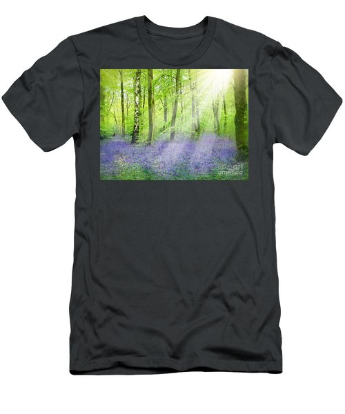 The Bluebell Woods Men's T-Shirt (Athletic Fit)