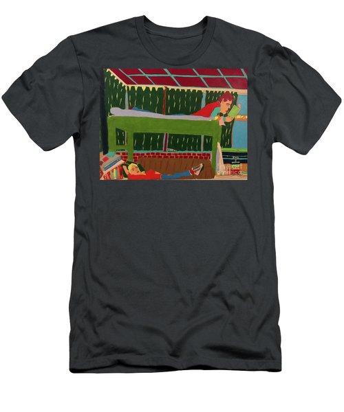 The Bunk Men's T-Shirt (Athletic Fit)