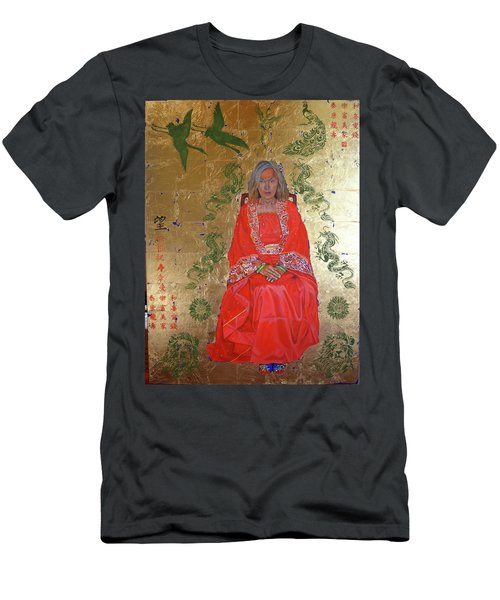 The Chinese Empress Men's T-Shirt (Athletic Fit)