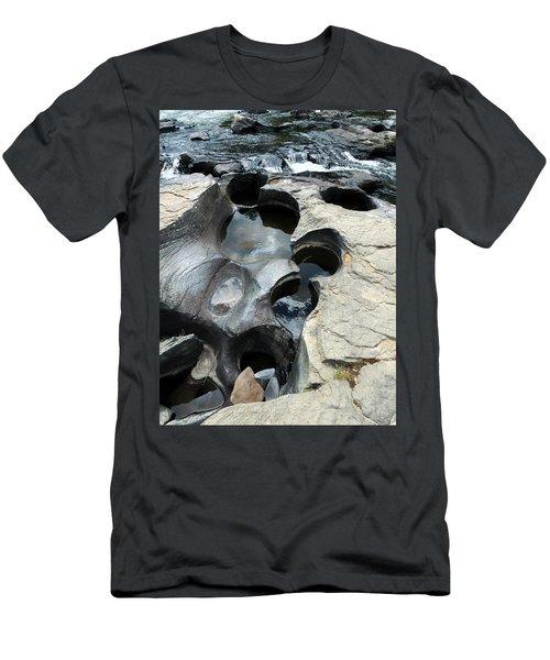 The Chutes Men's T-Shirt (Athletic Fit)