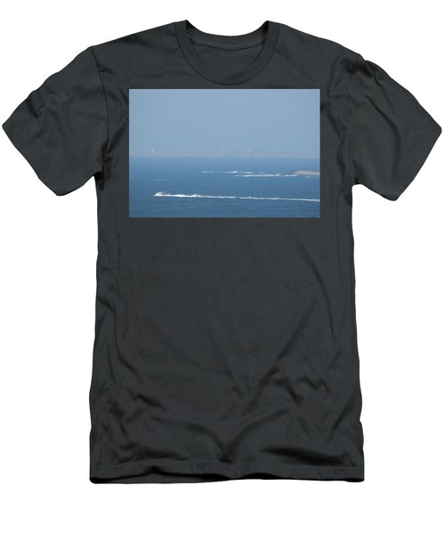 The Coast Guard's Rib Men's T-Shirt (Athletic Fit)