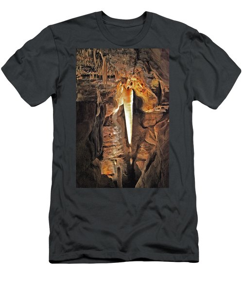 The Crystal King Men's T-Shirt (Athletic Fit)