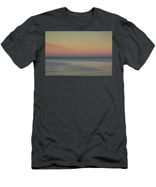 The Day Begins Men's T-Shirt (Athletic Fit)