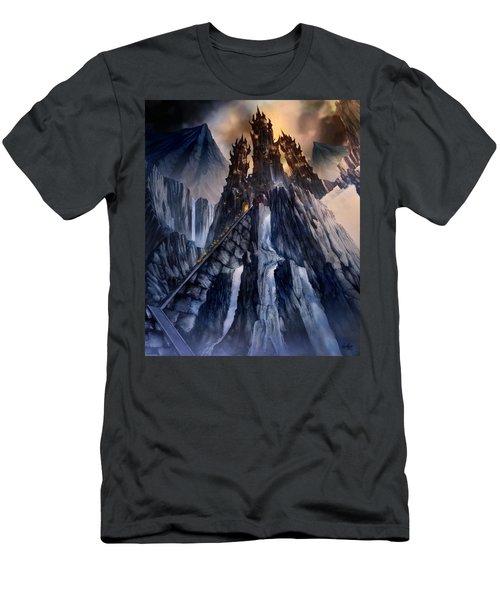 The Dragon Gate Men's T-Shirt (Athletic Fit)