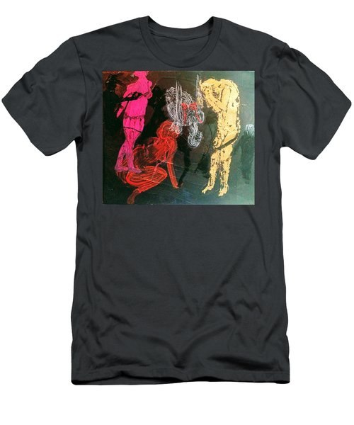The Fates Are Emerging Men's T-Shirt (Athletic Fit)