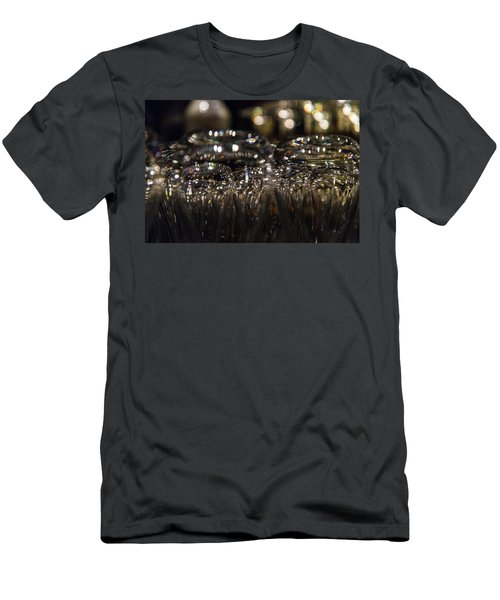 Men's T-Shirt (Athletic Fit) featuring the photograph The Gleam In Her Eye by Alex Lapidus