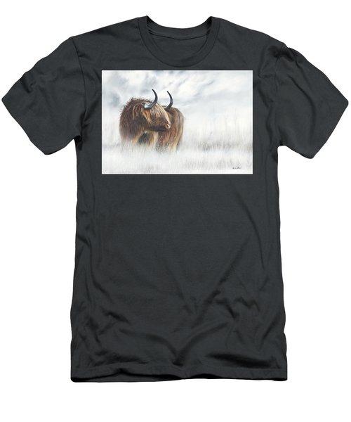 The Highlander Men's T-Shirt (Athletic Fit)