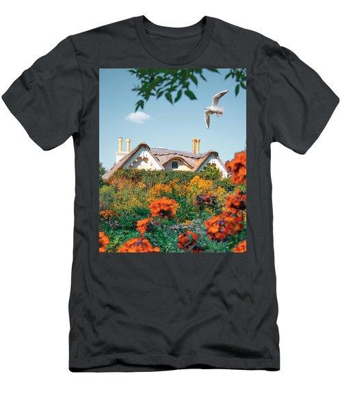 The Hobbit House Men's T-Shirt (Athletic Fit)