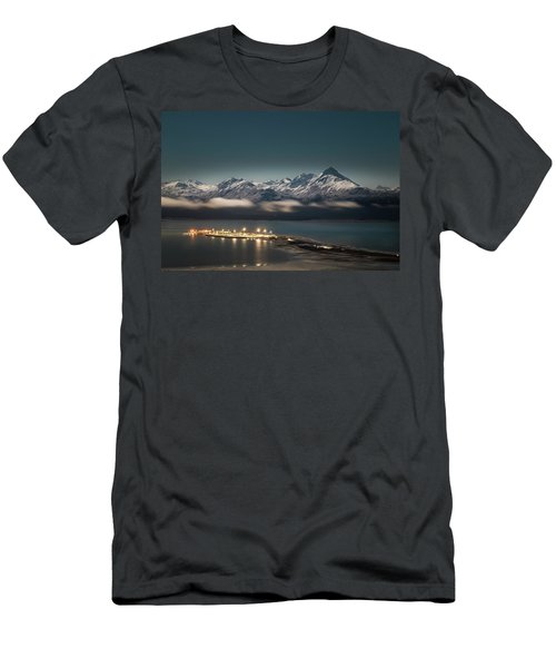 The Homer Spit Men's T-Shirt (Athletic Fit)