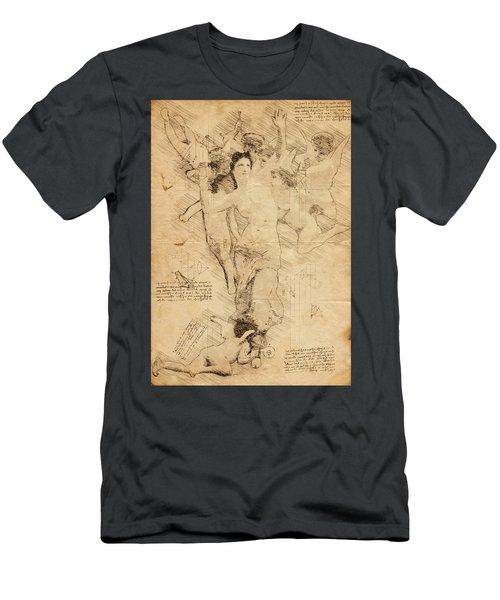 The Invasion Men's T-Shirt (Athletic Fit)