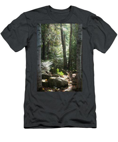 The Living Forest Men's T-Shirt (Athletic Fit)