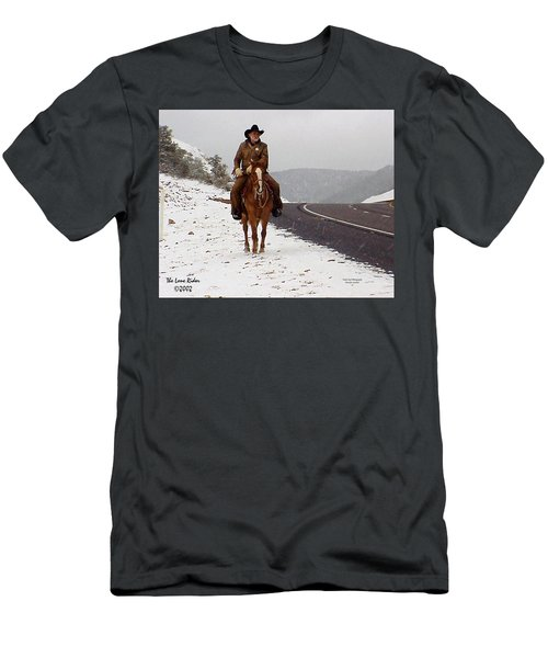 The Lone Ranger Men's T-Shirt (Athletic Fit)