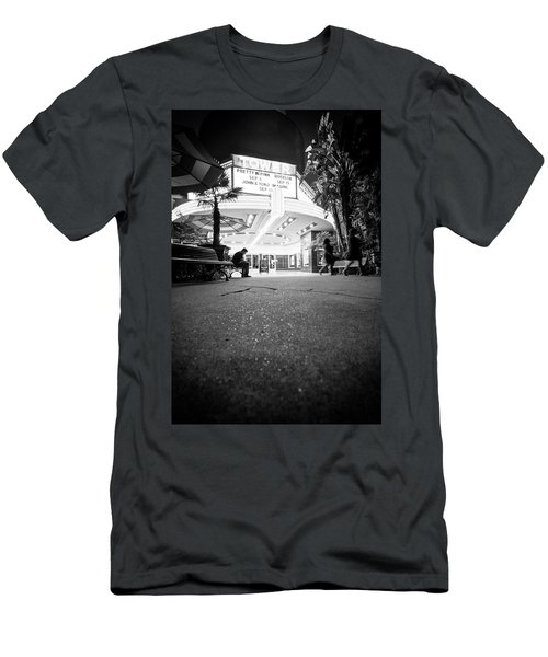 The Loner- Men's T-Shirt (Athletic Fit)