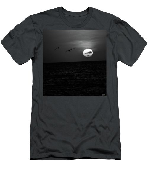 The Long Flight Men's T-Shirt (Athletic Fit)