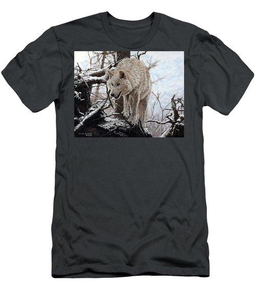 The Lookout Men's T-Shirt (Athletic Fit)
