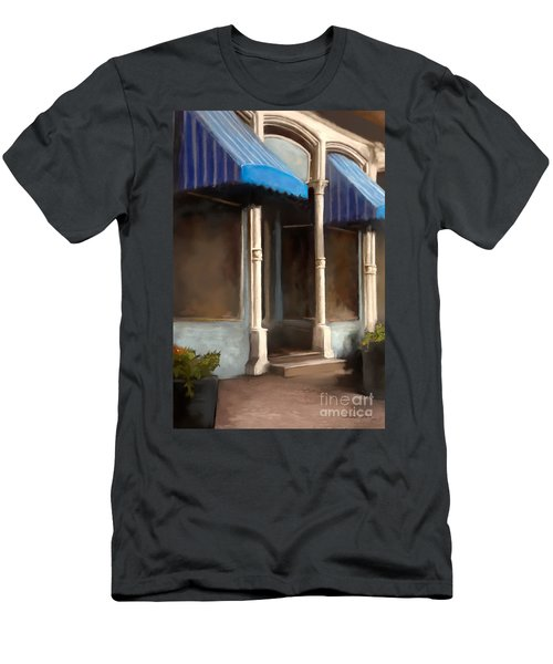 The M Cafe Men's T-Shirt (Athletic Fit)