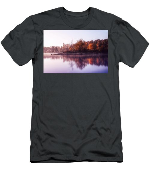 The Nature Men's T-Shirt (Athletic Fit)