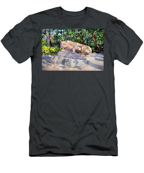 The Nittany Lion Men's T-Shirt (Athletic Fit)