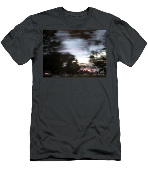 The Passenger 01 Men's T-Shirt (Athletic Fit)