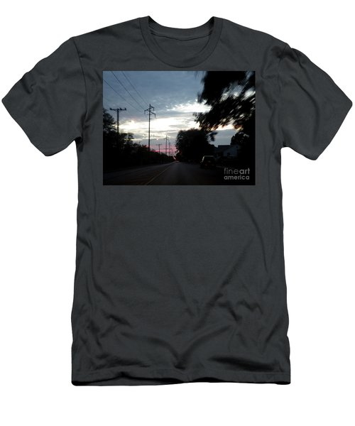 The Passenger 02 Men's T-Shirt (Athletic Fit)