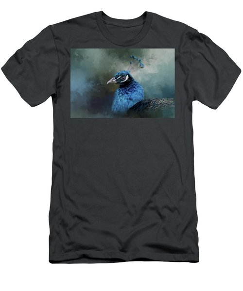The Peacock's Crown Men's T-Shirt (Athletic Fit)