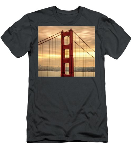 The Peak- Men's T-Shirt (Athletic Fit)