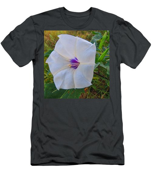 The Perfect Flower - Sacred Datura Men's T-Shirt (Athletic Fit)