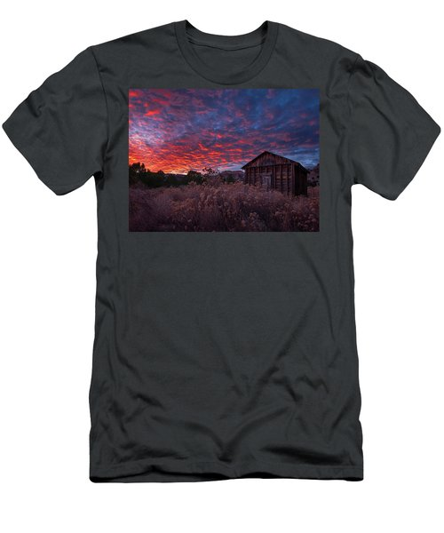 Men's T-Shirt (Athletic Fit) featuring the photograph The Perfect Sunset by Edgars Erglis