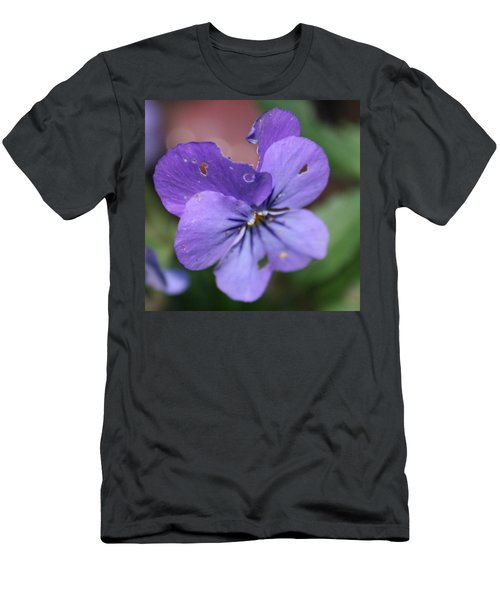The Raggedy Viola Men's T-Shirt (Athletic Fit)