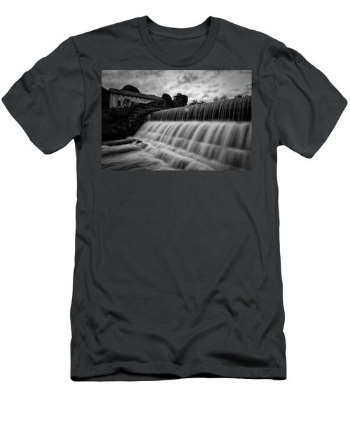 Men's T-Shirt (Athletic Fit) featuring the photograph The Rezzy by Russell Pugh