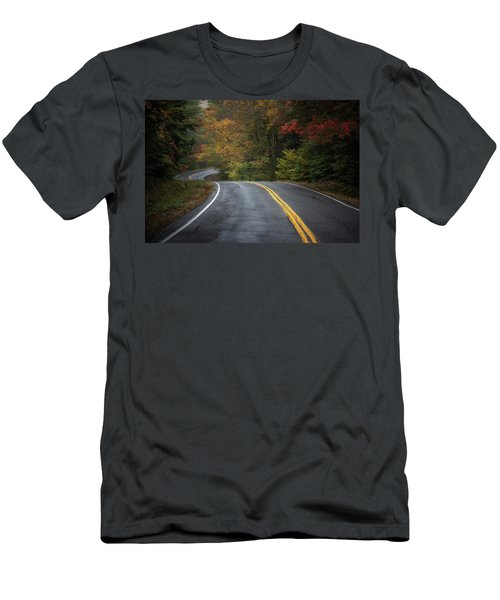 The Road To Friends Lake Men's T-Shirt (Athletic Fit)