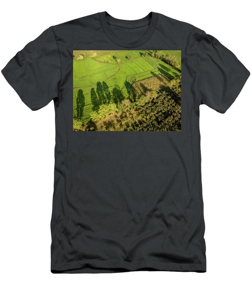 The Shadows  Men's T-Shirt (Athletic Fit)