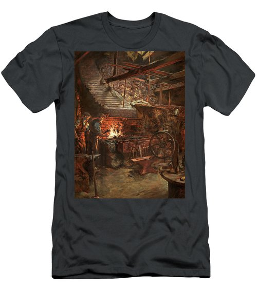 The Smith's Workshop Men's T-Shirt (Athletic Fit)