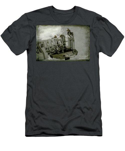 The Southside 3 Men's T-Shirt (Athletic Fit)