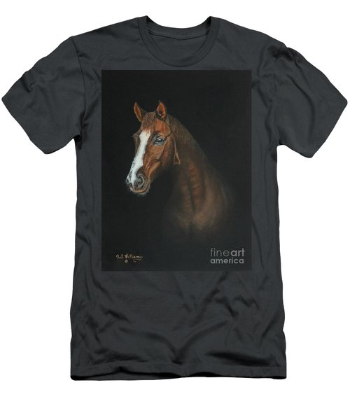 The Stallion Men's T-Shirt (Athletic Fit)