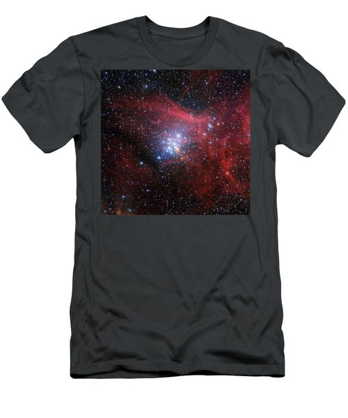 The Star Cluster Ngc 3293 Men's T-Shirt (Athletic Fit)