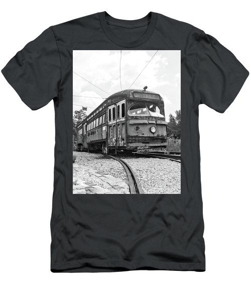 The Streetcar Men's T-Shirt (Athletic Fit)