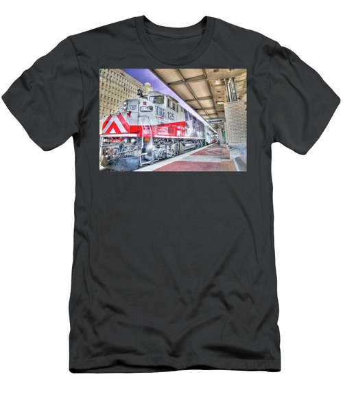The Trinity Railway Express Tre Men's T-Shirt (Athletic Fit)