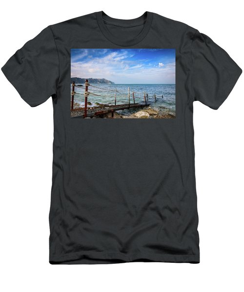 The Winter Sea #2 Men's T-Shirt (Athletic Fit)