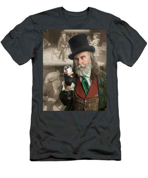 the Wizard Men's T-Shirt (Athletic Fit)