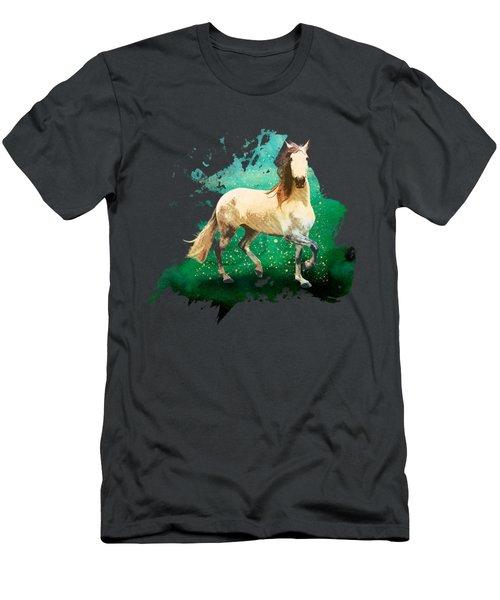 The Wonderful Horse Men's T-Shirt (Athletic Fit)