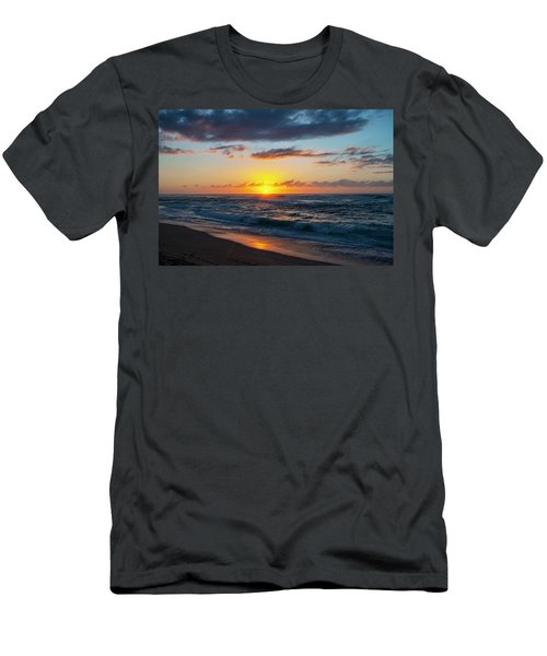 This Is Why They Call It Sunset Beach Men's T-Shirt (Athletic Fit)