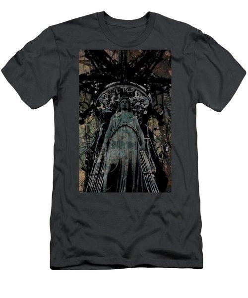 Three Caryatids Men's T-Shirt (Athletic Fit)