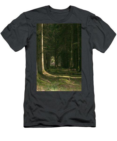Through Men's T-Shirt (Athletic Fit)
