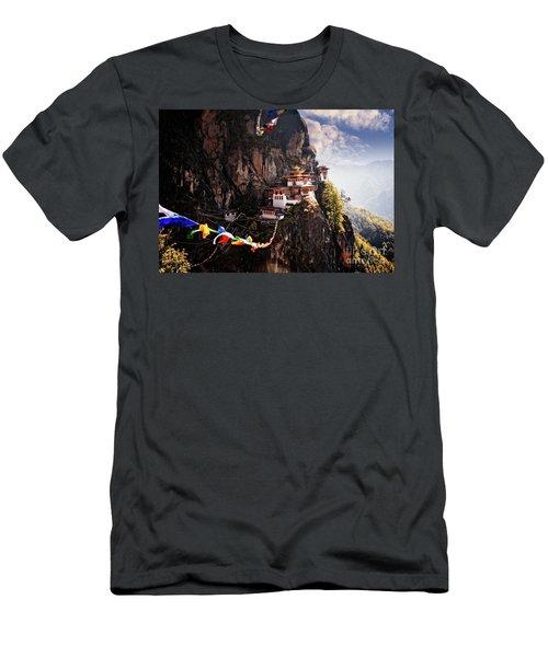 Tigers Nest 2 Men's T-Shirt (Athletic Fit)