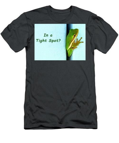 Tight Spot Men's T-Shirt (Athletic Fit)