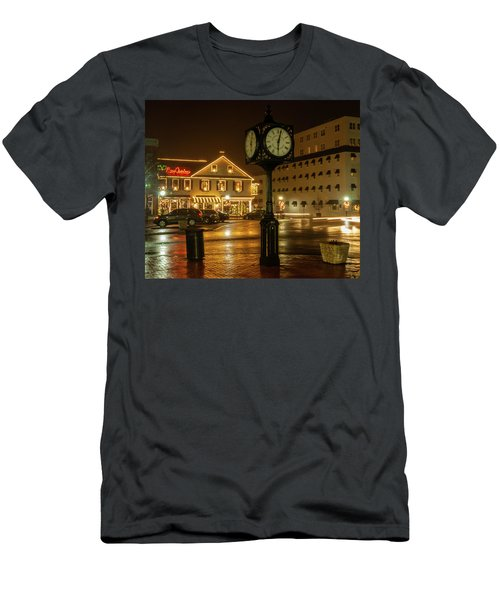 Time For Christmas Men's T-Shirt (Athletic Fit)